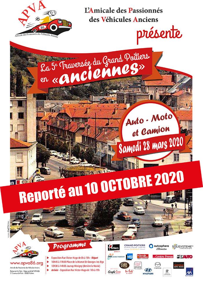 Traversée de Grand Poitiers 2020