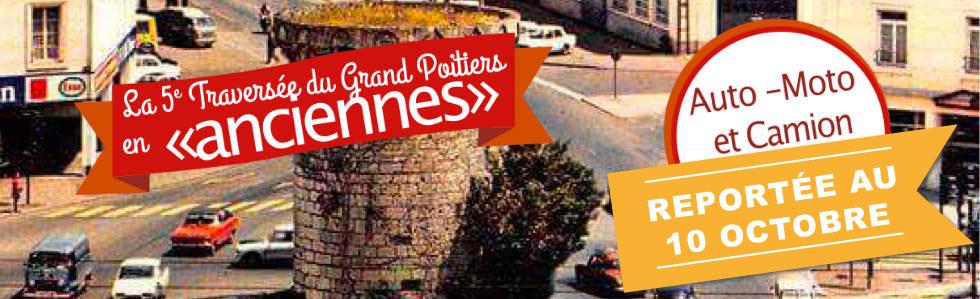 Traversée Grand Poitiers reportée au 10 octobre 2020